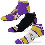 Lsu Tigers For Bare Feet Womenand039s Show Me The Money Ankle Socks