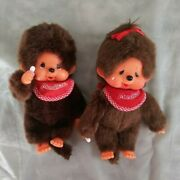 Monchhichi Pair Boy And Girl Size S