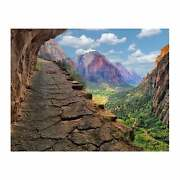 Colossal Images - Zion National Park Canvas Wall Art