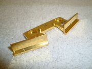 Lgb 2010 2020 Series Stainz Steam Loco Gold Plated Rear Snow Plow Part Brand New