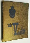 1948 Oklahoma Military Academy Official Yearbook Vedette History Photo Claremore