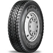 4 Tires Prinx Dr601 245/70r19.5 Load G 14 Ply Drive Commercial