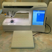Husqvarna Viking Designer Se Sewing And Embroidery Machine With Accessories