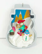 2021 Hallmark Keepsake Ornaments Cookie Cutter Christmas 0th In Series Sold Out