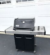 Weber Spirit 310 Gas Grill Used