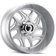 4 Wheels 24 Sweep At1900 24x14 8x170 Brushed -76et 125.2cb At1900-24470bt-76