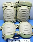 Us Military Multicam Knee And Elbow Pad Set O26