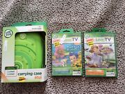 Leapfrog Case Leappad2 And 3 2 Leapfrog Leaptv Sofia The First, Bubble Guppies