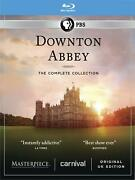 Downton Abbey The Complete Collection [blu-ray] New Dvd Ships Fast