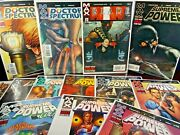 Max Comic Lot Supreme Power The Punisher Doctor Spectrum Apache Skies 1 2 3 4 5