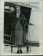 1965 Press Photo Airline Stewardess Uniforms Used To Be Sporty 1930