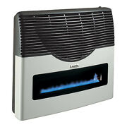 Martin Direct Vent Glass Propane Wall Heater W/ Built In Thermostat Open Box