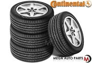 4 Continental Contiprocontact 275/40r19 101w All Season Touring Passenger Tires