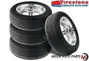 4 Firestone Affinity Touring S4 Ff 205/65r16 95h All-season Fuel Efficient Tire