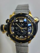 Menand039s Russian Diver Nautilus Watch Swiss Made 52mm