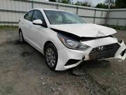 No Shipping Passenger Right Front Door Power Window Fits 18-19 Accent 1319851