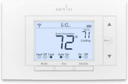 Emerson Sensi Wi-fi Smart Thermostat For Smart Home, Pro Version, Works With Ale