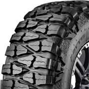 4 Tires Nitto Mud Grappler Extreme Terrain Lt 35x12.50r17 Load E 10 Ply Mt M/t