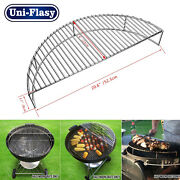 Warming Wrack Smoking Rack Charcoal Grill Grate Fits 22.5 Weber Kettle Grills