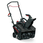 Briggs And Stratton 1697099 127cc Gas Snow Thrower Blower, 18 Inch For Parts