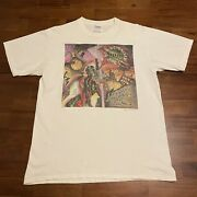 Vtg A Tribe Called Quest Shirt 1996 90s Rap Tee Hip Hop Large Beats Rhyme Life