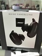 Bose Quietcomfort Noise Cancelling Wireless Earbuds 831262-0010 Brand New