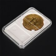 5pcs Coin Slab Holder For Grade Ngc Pcgs Display Storage Boxes Protector 30mm