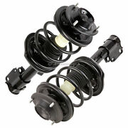 For Dodge Chrysler And Mitsubishi Pair Front Complete Strut And Spring Assembly Tcp