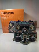 Department 56 Snow Village Halloween Stares And Glares Lighted 4036590