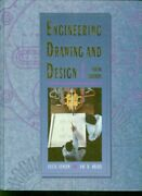 Engineering Drawing And Design By Helsel, J. Hardback Book The Fast Free