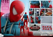 Hot Toys Vgm 034 Video Game Masterpiece Marvel's Spider-man 1/6 Scale Spiderman