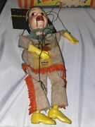 Howdy-doody Marionette Puppet Toy Doll Figure Princess Summerfall Winterspring