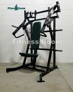 Hammer Strength Iso-lateral Plate Loaded Incline Press - Shipping Not Included