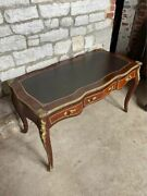 Antique 1920's French Louis Xv Style Vintage Writing Desk