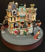 Lemax Christmas Holiday Village Town City Sidewalks 75606 Retired