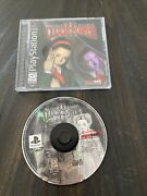 Playstation 1 Ps1 Game Clock Tower Ii The Struggle Within Cib Complete In Box