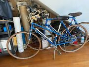 Artists Mel And Leta Ramos Owned His And Hers Vintage 1971 Peugeot Blue Bicycles