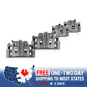Front And Rear Oe Brake Calipers For 2003 2004 2005 2006 2007 Cadillac Cts