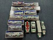 Hess Truck Lot 1991 To 2005