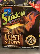 Five Cassette Tape Audio Book Set Of The Lost Radio Shows The Shadow.