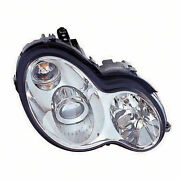 New Aftermarket Passenger Side Front Head Lamp Lens And Housing 2038204059