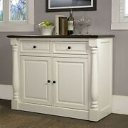 Shelby White Buffet White