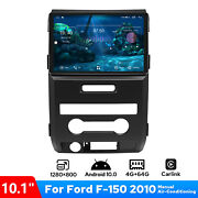 Joying 10.1 Inch 1280800p Car Radio For Ford F-150 2010 Android Auto And Carplay
