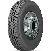 4 Tires Gladiator Qr75-osd 225/70r19.5 Load G 14 Ply Drive Commercial