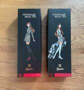 Limited To 300 Bodies In The World Vidal Sassoon Namie Amuro Barbie Dolls Set Of