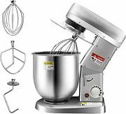 Huanyu Commercial Stand Mixer 10qt 500w Electric Dough Blender With Stainless