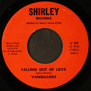 Vanguards Youand039re Breaking My Heart / Falling Out Of Love Shirley 7 Single