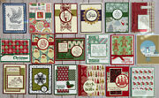 18 Christmas Holiday Winter Greeting Cards Envelopes Stampinand039 Up Plus More