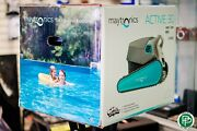 Maytronics Active 30 Dolphin Smart Robot In Ground Pool Vacuum Cleaner New