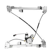 For Ford 2004-2008 F-150 Front Left Power Window Regulator With Motor 741-430
